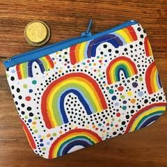 Coin purse - Rainbow