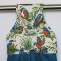 Australian Kingfisher Hand Towel