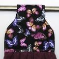 Butterflies Designer Hand Towel