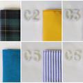 personalized minimalist masks storage pouch / Organizer for standard rectangular