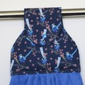 Blue Wrens Designer Hand Towel