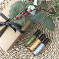 Personalised care package and Christmas Gift Box filled with empowerement