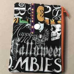 Halloween Zombies Coin Purse