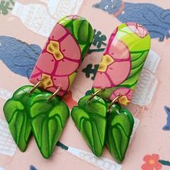 Summer Breeze Statement Earrings