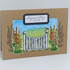 Gate Fold Card