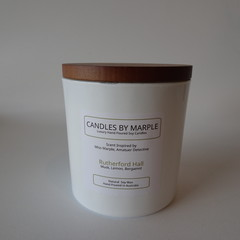 Miss Marple 'Rutherford Hall' Candle