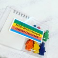 CRAYON Packs - In Brick & Minifigure Shapes