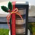 Christmas Gift / 3 Soy Candle Tin set