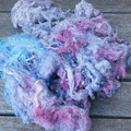 Silk Throwsters Hand Dyed 10g Color way - Wicky Ways.