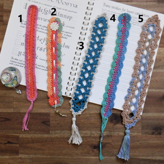 Assorted Cotton Bookmarks
