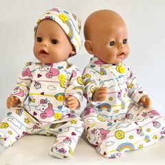 Baby doll Sleep Set