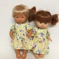 Miniland and Minikane Dolls   Dress to fit 38cm Dolls
