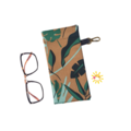 GLASSES CASE | SUNGLASSES Case - Jungle Cool