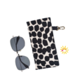 GLASSES CASE | SUNGLASSES Case - Dottie