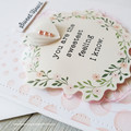 Sweet Heart Handmade Card