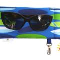 GLASSES CASE   SUNGLASSES Case - Quiver - surfboards