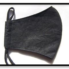 Black Patterned