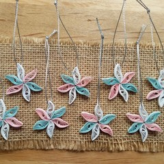Set of 8 Mini Transgender Decorations