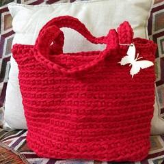 Red Passion Handbag