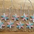Set of 8 Mini Transgender Decorations