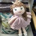 Crochet Doll, Rag Doll, Amigurumi