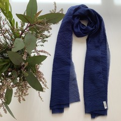 Blue sky scarf