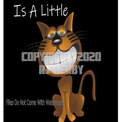 All It Takes Is A Little Positive CATTITUDE Printable