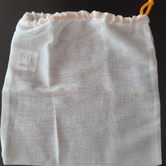Small cotton produce bag