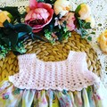 One of a kind toddler dress