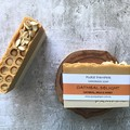 Handmade Soap - Oatmeal Delights (oatmeal/honey/milk)