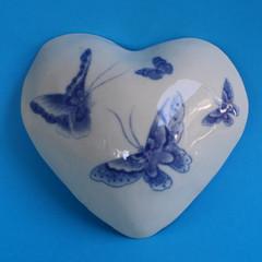 Butterfly Wall Heart