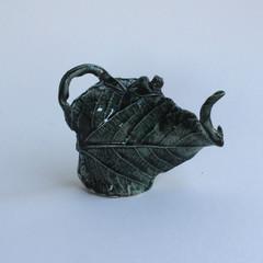 Tea Leaf Teapot