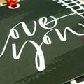 Anniversary - Valentines day Love Card
