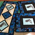 Australiana Placemats - WHALE SHARK