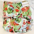 Single Row OSFM cloth nappy