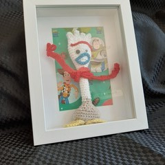 Toy Story, Forky, Home decor