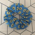 SCRUNCHIE in Fun Prints, Dogs and Other Fabrics  Free Post LARGE SRUNCHIES!