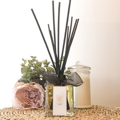 Esther Reed Diffuser - Personalized gift for self care with reed diffuser oil