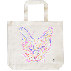 ADD-Print to Tote or Fabric Shopping Bag