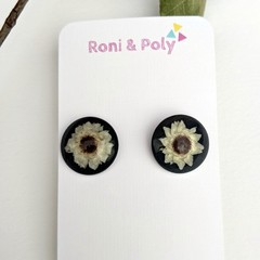 Botanical Statement Studs collection