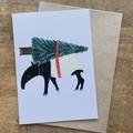 'Tapir Loves Christmas'