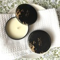 Last stock sale: Lux Marble Gift Black: 1 soy candle + 2 bar soaps