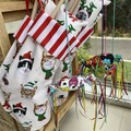 Deluxe Kitty  Christmas Stocking