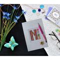 Glitter Notebook & Pen