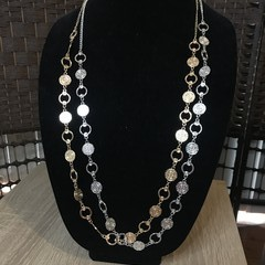 Gold or silver chain