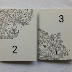 Journal 'Color-in-Cover'