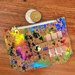 Pocket Pal - Rainbow Splatter