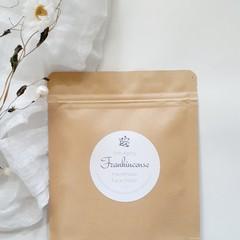 Frankincense Anti-Aging Face Body Scrub Polish Christmas Gift