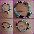 FREE DELIVERY! Crystal Chakra Bracelet