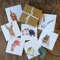6 CARD GIFT PACK Bundle for $24 - Greeting card - Fun cards - Blank cards